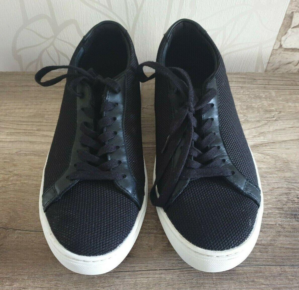 Lacoste L.12.12 BL 2 Cam Sneakers Shoes turschuhe Unisex Black Size 41