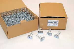 (100) Strut Channel Nuts 3/8-16 Standard Spring Zinc Plated Unistrut Nut