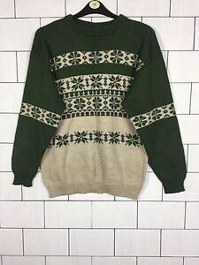 stile retrò Bold Urban Pullover '90 stile maglia Jumper a anni vintage anni '90 qvnUxnzC6w