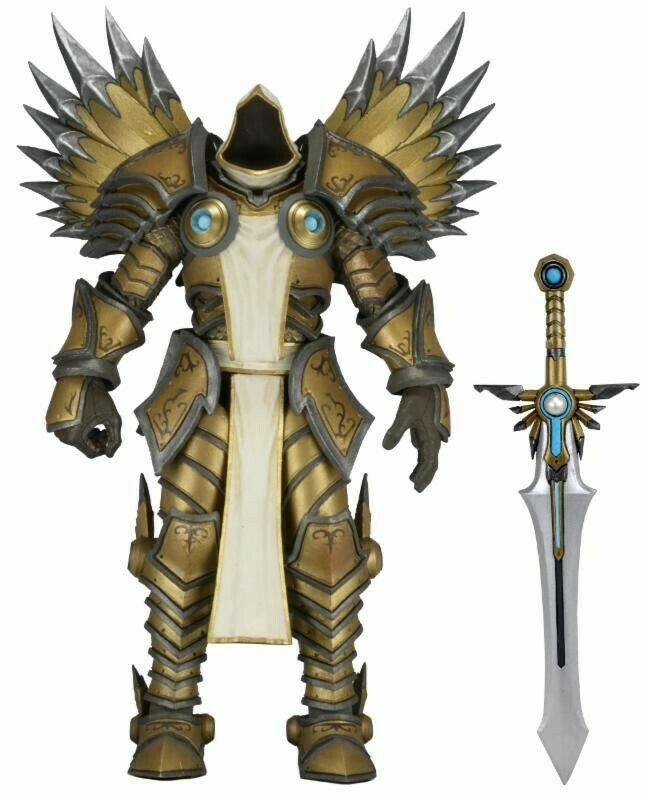 Heroes of the Storm Diablo Series 2 Tyrael Archangel of Justice azione cifra