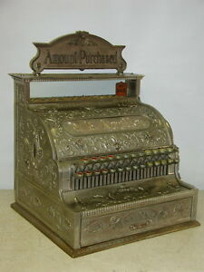 1902-NCR-NATIONAL-CASH-REGISTER-MODEL-67-UNUSUAL-BOHEMIAN-CASE-DESIGN