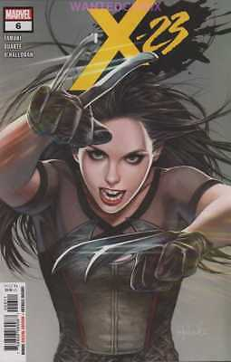 X-23 #1 - Marvel Comics 2018 wolverine