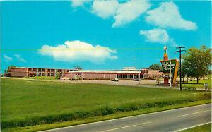 Postcard-Holiday-Inn-Santee-SC
