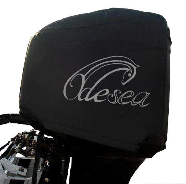 OdeSea Persenning Aussenborder Motorhaube Haube Motor Plane Stiefel Cover Abdeckung