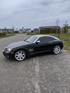Chrysler Crossfire LTD. Head Turner CERTIFIED
