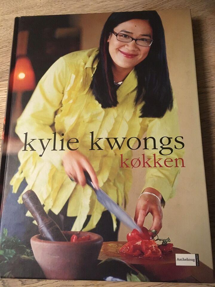 Kylie Kwongs køkken, Kylie Kwong, emne: mad og vin