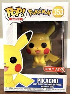 funko pop pokémon pikachu 353 target exclusive in box 889698315289