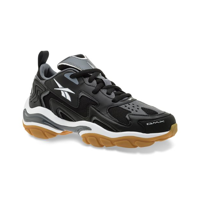 New Mens Reebok DMX Series 1600 schwarz CN7737 US 7 - 10 TAKSE