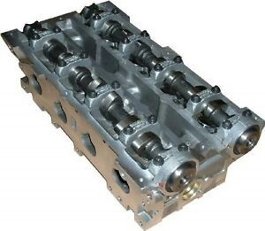 ford complete take off oem cylinder head 2000 2004 focus. Black Bedroom Furniture Sets. Home Design Ideas