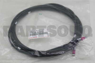 GAINE souple flexstück flexible krümmerrohr Hosenrohr 60x230 MM