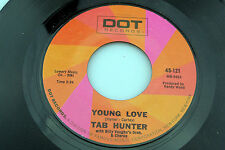 Tab Hunter: Young Love / Ninety-Nine Ways  [Unplayed Copy]