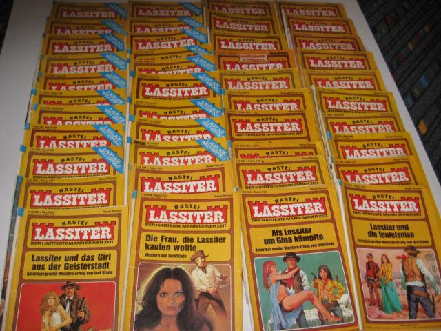 40 LASSITER WESTERN ROMANE