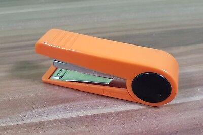 Regd Design No Zielstrebig Uralter Antiker Hefter U.k 1010140 Orange Vintage Top!