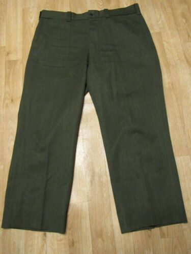 Vintage Filson Wool Whipcord Pants 38X27 USA Hunti