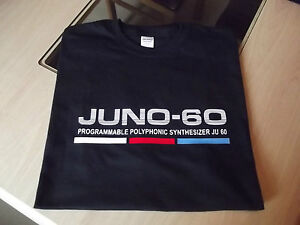 RETRO-SYNTH-T-SHIRT-SYNTHESIZER-DESIGN-JUNO-60-COLOUR-S-M-L-XL-XXL