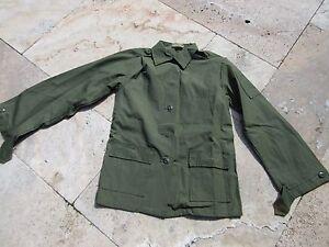 US-Army-DONNE-Utility-Camicia-campo-field-jacket-OG-107-VIETNAM-NAM-DSA-TG-10
