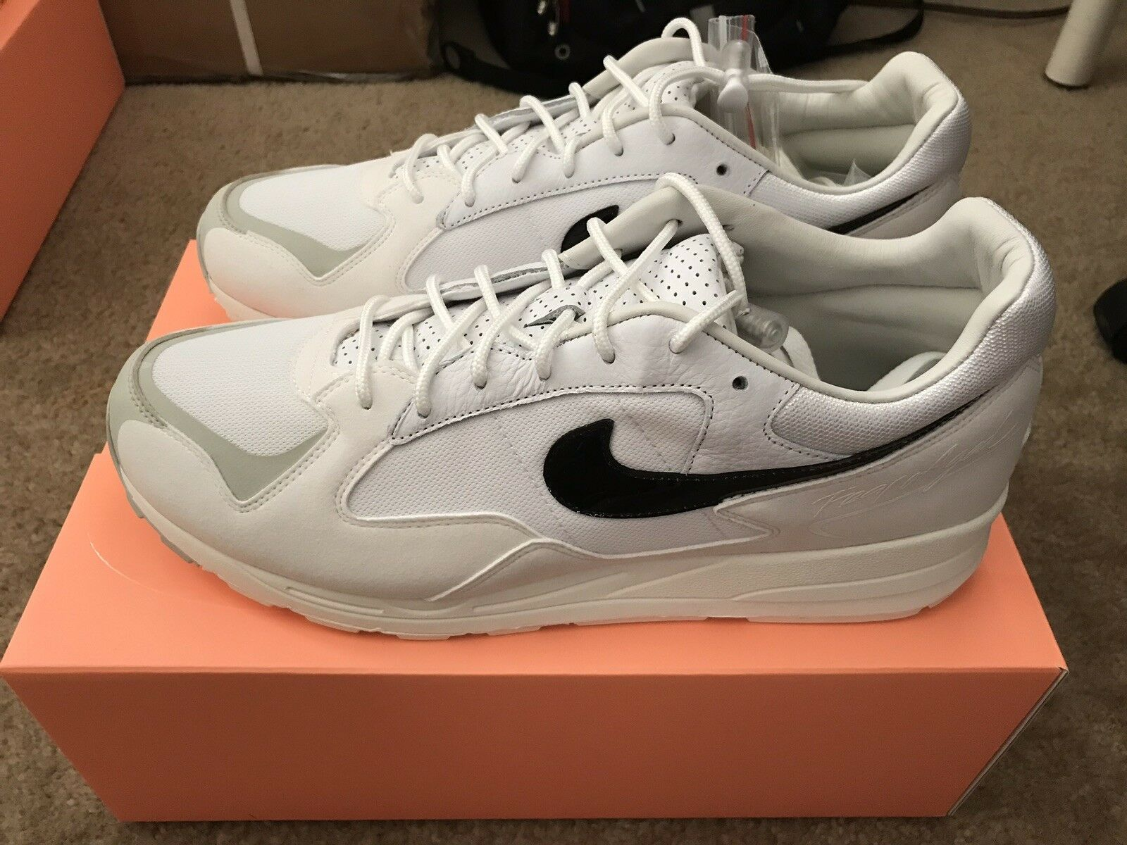 Nike Air Skylon 2 Two Two Two Fear of God White Size 13 89b72e
