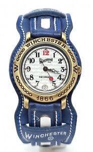 Orologio-Winchester-the-original-watch-vintage-rare-clock-34-mm-horloge-motobike