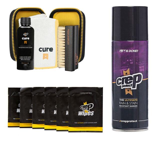 Crep Protect Cure Kit Ultimate Rain