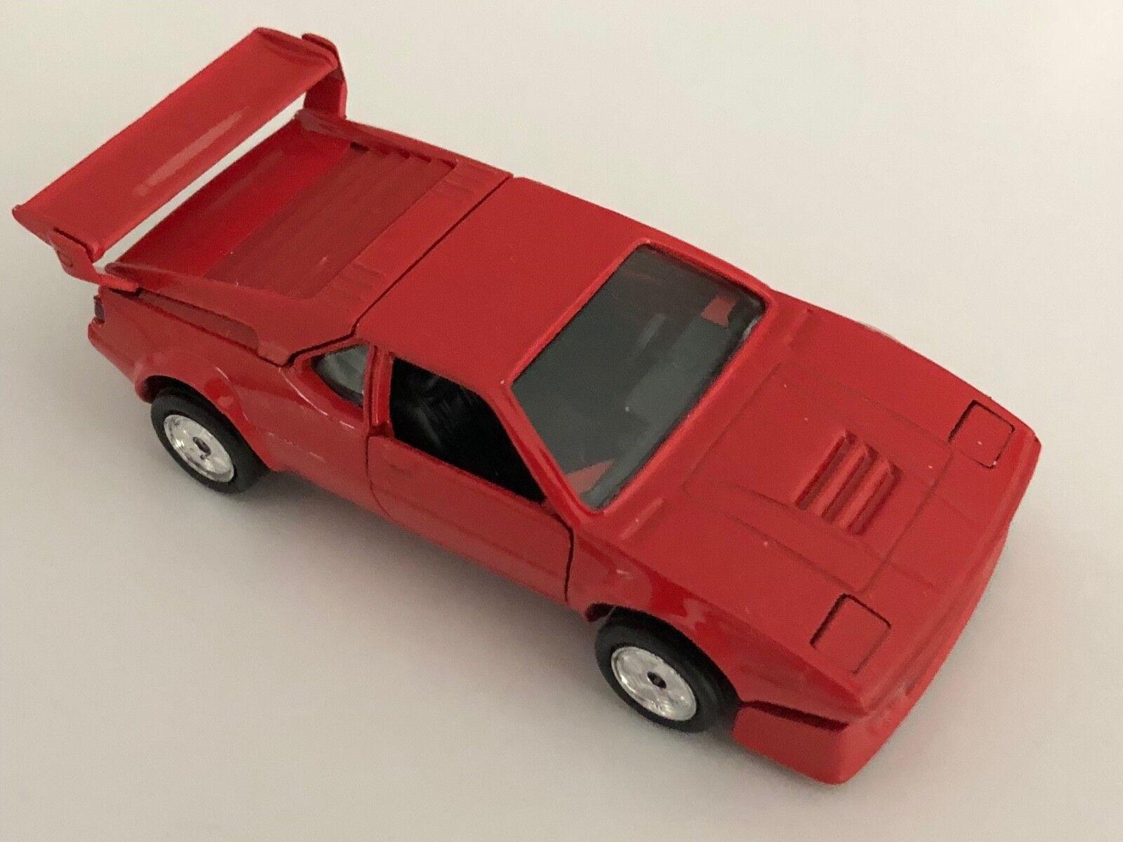 precios ultra bajos BMW M1 Race versión E26 en Rojo Henna Henna Henna 1 43 escala Diecast Modelo   82 22 9 406 347  producto de calidad