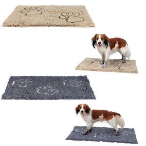 TRIXIE-Schmutzfangmatte-gute-Feuchtigkeits-und-Schmutzaufnahme-Hunde-Betten