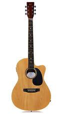 KAPS Acoustic Guitar - ST - 10AC (Natural)