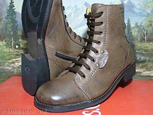 45 Leather S Bottines Gr Neu14 15207 Boots Boots Men Shoes Marron oliver ZwxBqgxv