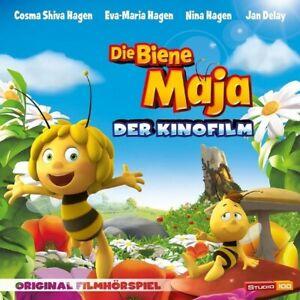 DIE-BIENE-MAJA-DAS-HORSPIEL-ZUM-3D-KINOFILM-CD-NEW