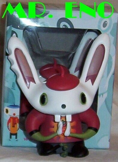 BUNNIGURU  MINI SCARYGIRL BOXED SEPARATELY SCARY SCARY SCARY GIRL  nathan jurevicius b4142d