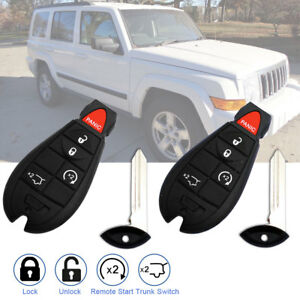 Image Is Loading 2 For Jeep Commander 2008 2009 2010