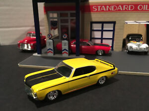 Buick Muscle Car >> Details About 1 64 Hot Wheels Le 1971 71 Buick Gsx Muscle Car Yellow And Black