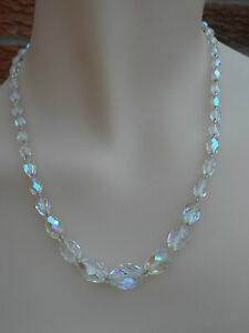 Vintage-1950s-Sparkly-Aurora-Borealis-Single-Strand-Necklace-SAB2