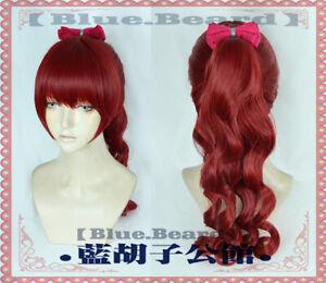 Kasumi Yoshizawa Persona 5 Pr5 The Royal Game Costume Cosplay Wig Hair Only Wig Ebay