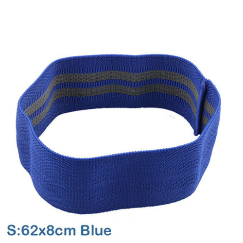 Hip Circle Resistance Band Fitness Loop Elastic Booty Legs Exercise Bands