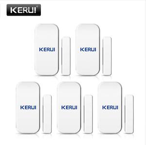 KERUI-D025-Wireless-Door-Window-Sensors-Intelligent-Gap-Detector-Magnet-Lot