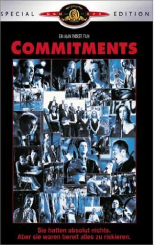 1 von 1 - Commitments - Ein Alan Parker Film - Secial Eidition - DVD - Neu u. OVP