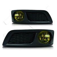 10-12 Subaru Legacy Fog Lights W/wiring Kit - Yellow
