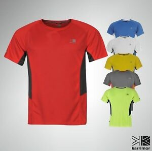 Mens-Karrimor-Breathable-Running-T-Shirt-Short-Sleeves-Top-Sizes-S-XXXL