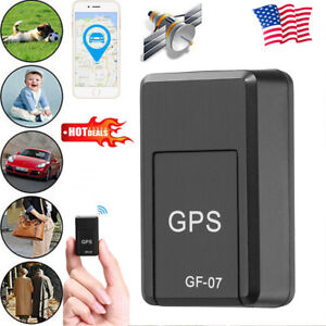 GF07 GPS Real Time Car Locator Tracker Magnetic GSM/GPRS