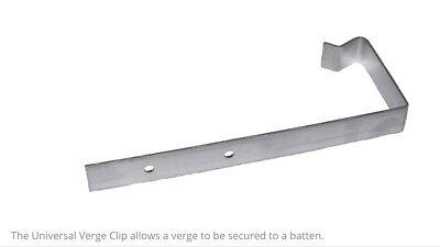 Universal Verge ClipsVerge FixingAluminium Verge Clips