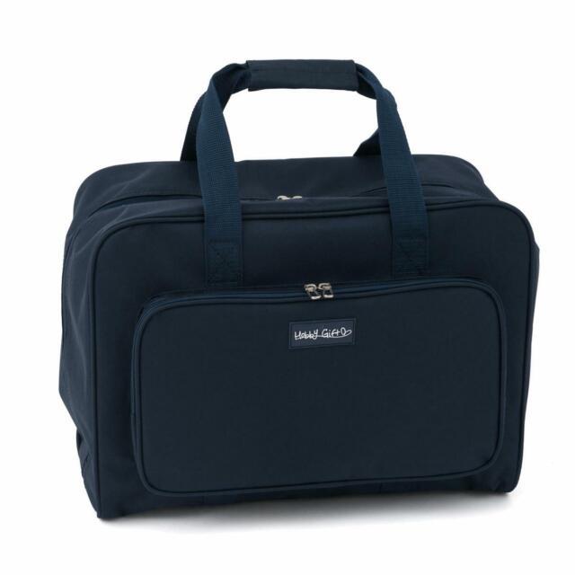 HobbyGift Sewing Machine Bag -Navy Blue - Storage Crafts