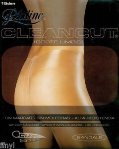 Platino-CLEANCUT-15d-Tights-Pantyhose-5-Colours-5-Sizes