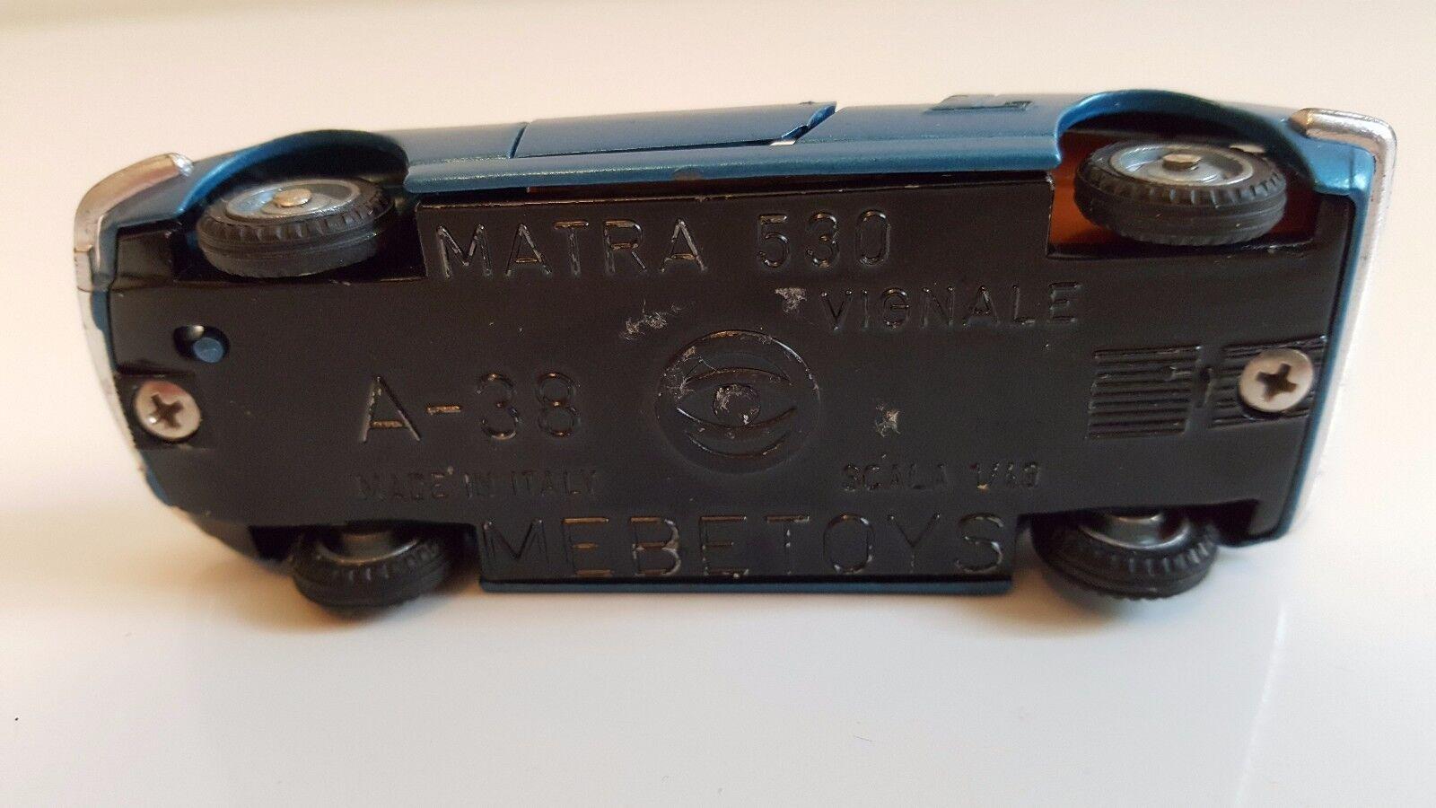 Mebetoys - A-38 - - - Matra 530 Vignale aa911c