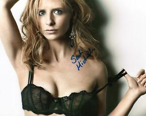 SARAH MICHELLE GELLAR AUTOGRAPHED SIGNED A4 PP POSTER PHOTO PRINT 5