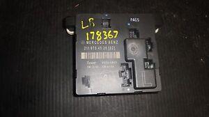 07-08-09-Mercedes-E350-E550-Left-Rear-Door-Control-Module-2118704026