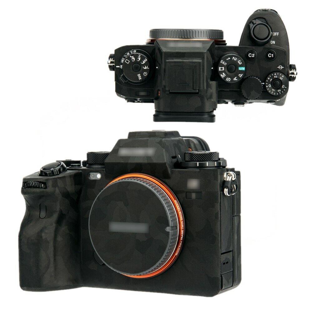 KIWI Anti-Scratch 3M Camera Skin Protector Film Cover for Sony A1 Alpha 1 ILCE-1