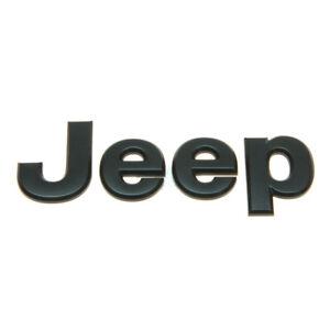039-039-JEEP-039-039-Frontgrill-Emblem-geklebt-schwarz