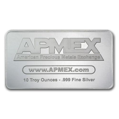 Ten Commandments SKU #59089 10 oz Silver Bar