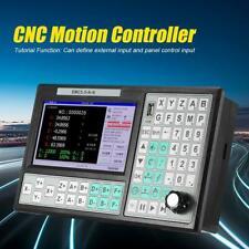 500khz Cnc 5 Motion Controller Offline Cnc Controller Mach3 Usb 7in Screen