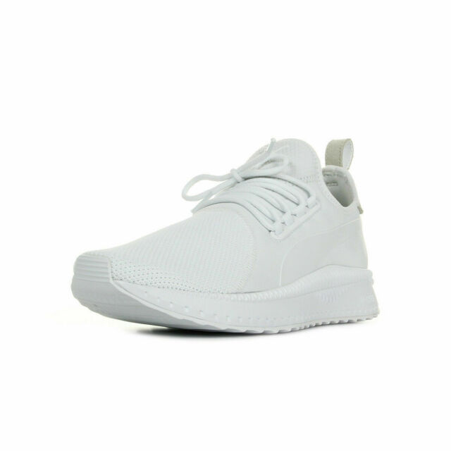 basket blanc puma